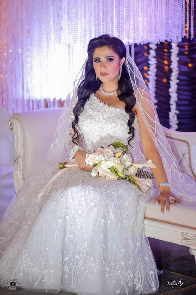 ياسمين عبدالعزيز وأحمد العوضي