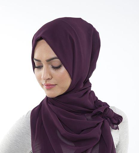 موسوعه طرق لف الطرح والحجاب للمناسبات والأفراح 2020 للمحجبات 058aef5e41b04811a8f7