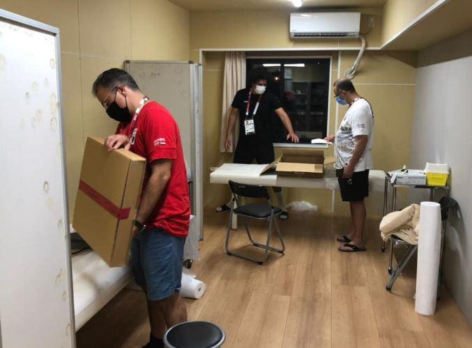 مستشفى البعثة المصرية