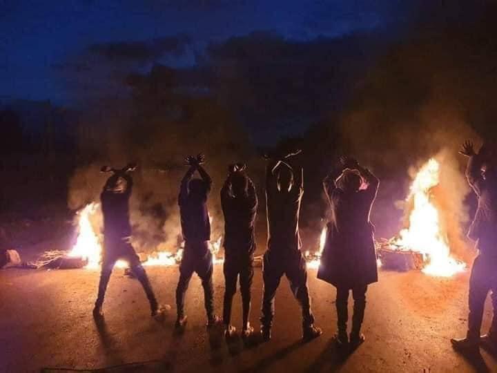 حرق وتديمر في إثيوبيا