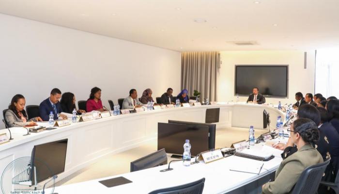 الحكومة الإثيوبية