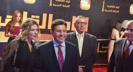 هاني شاكر في فعاليات أيام الدراما العربية