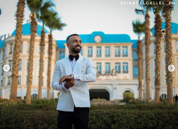 حفل زفاف مجدي أفشة