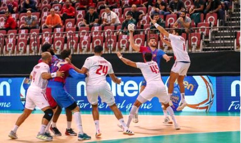 مباراة الزمالك في كأس العالم للأندية لكرة اليد