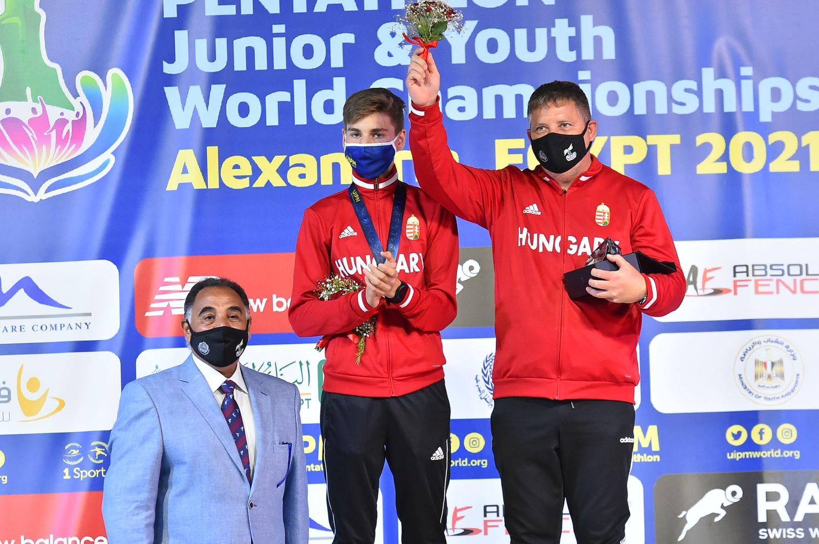 مصر تحصد فضية الفردي والفرق تحت 17 عام في  بطولة العالم للخماسي الحديث