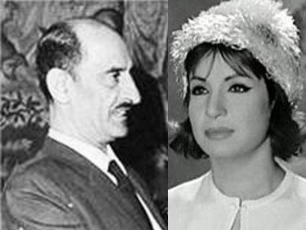 مها صبري وزوجها