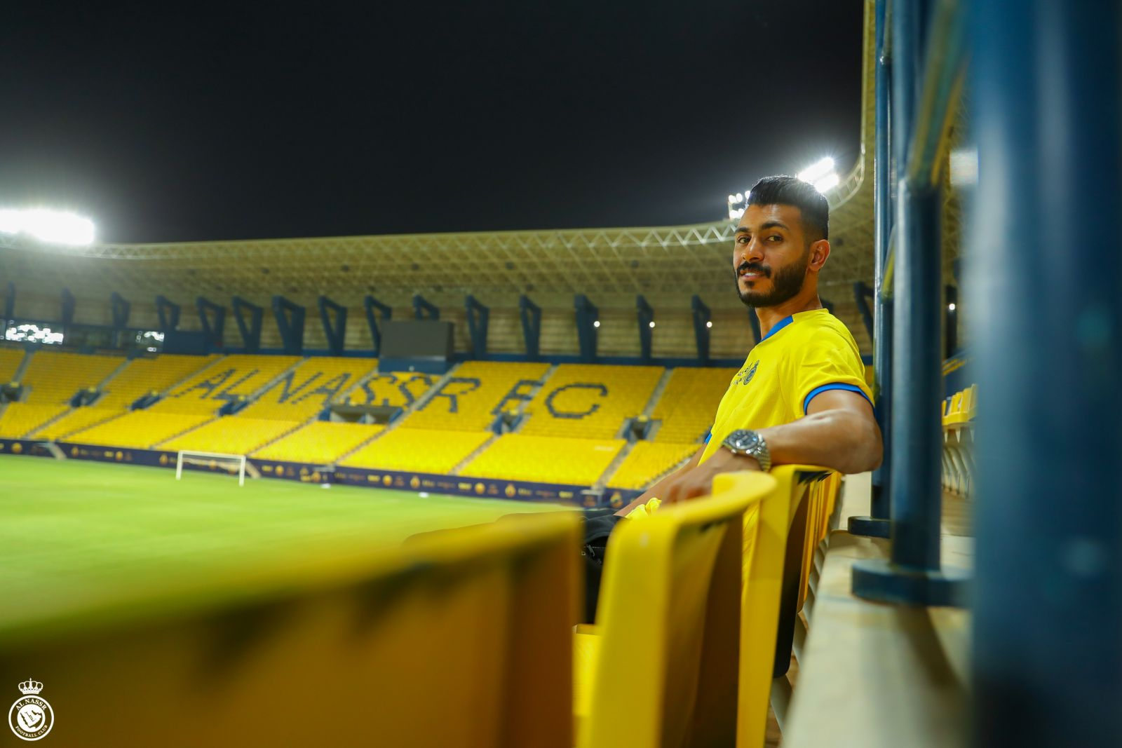 محمد آل فتيل ينضم لصفوف النصر السعودي