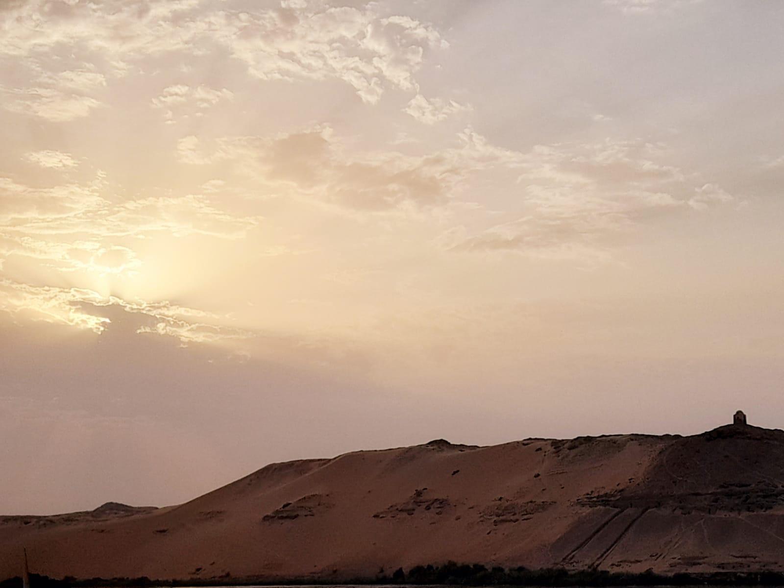 حالة الطقس اليوم الخميس في أسوان