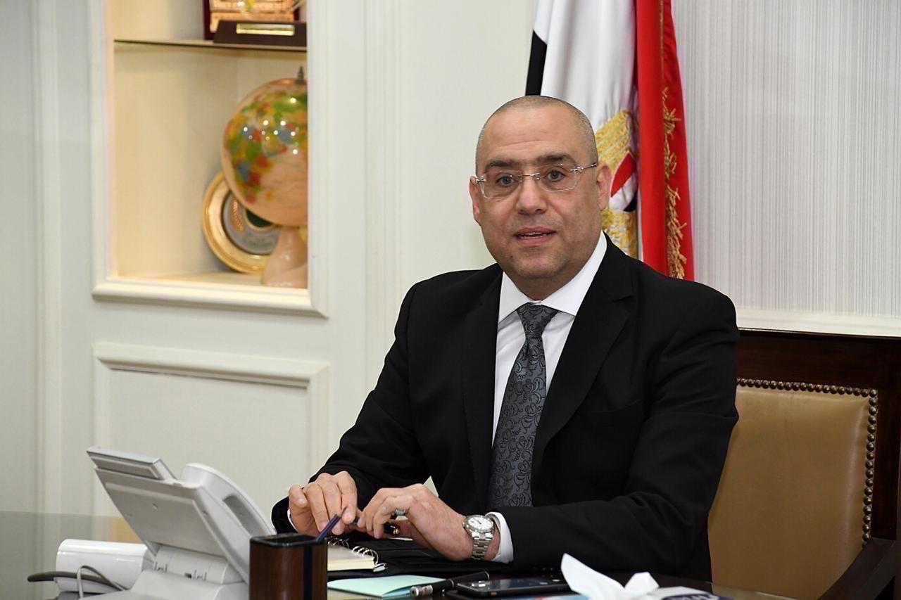 الدكتور عاصم الحزار وزير الاسكان