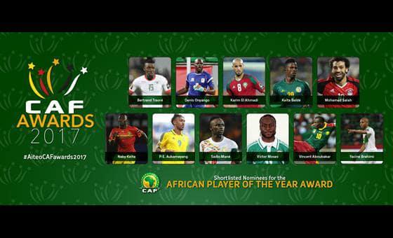 محمد صلاح في القائمة النهائية لأفضل لاعب في أفريقيا 24172394_15261707608