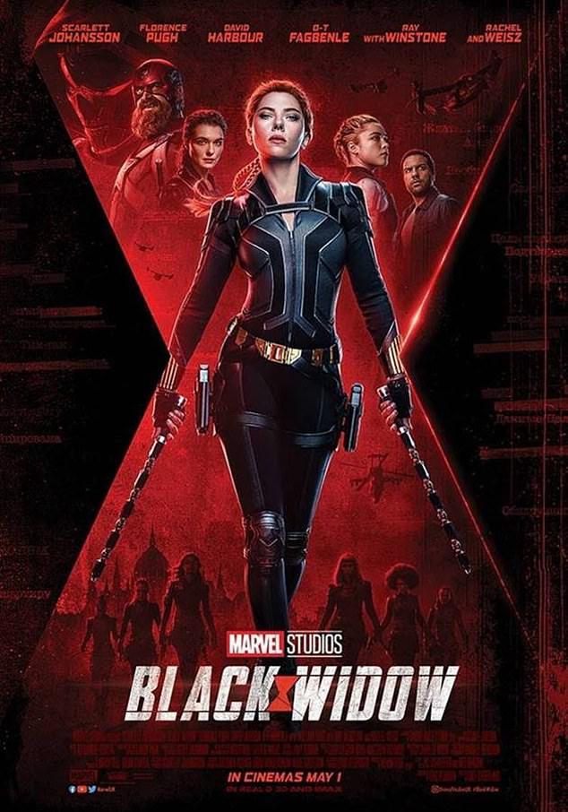 بسبب كورونا .. ديزني تأجل أصدار فيلم Black Widow | الوفد
