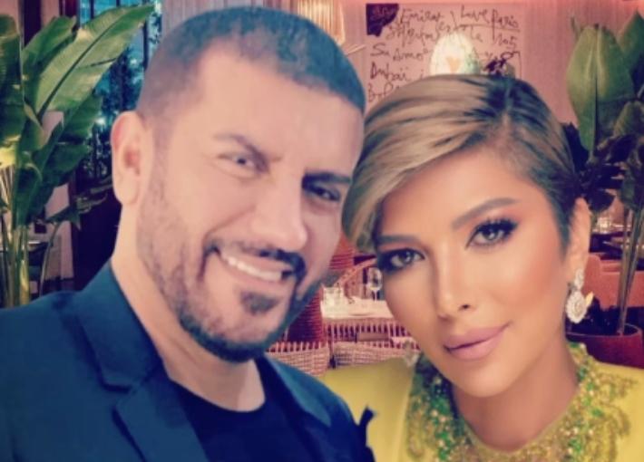حسن فايق وزوجته أصالة