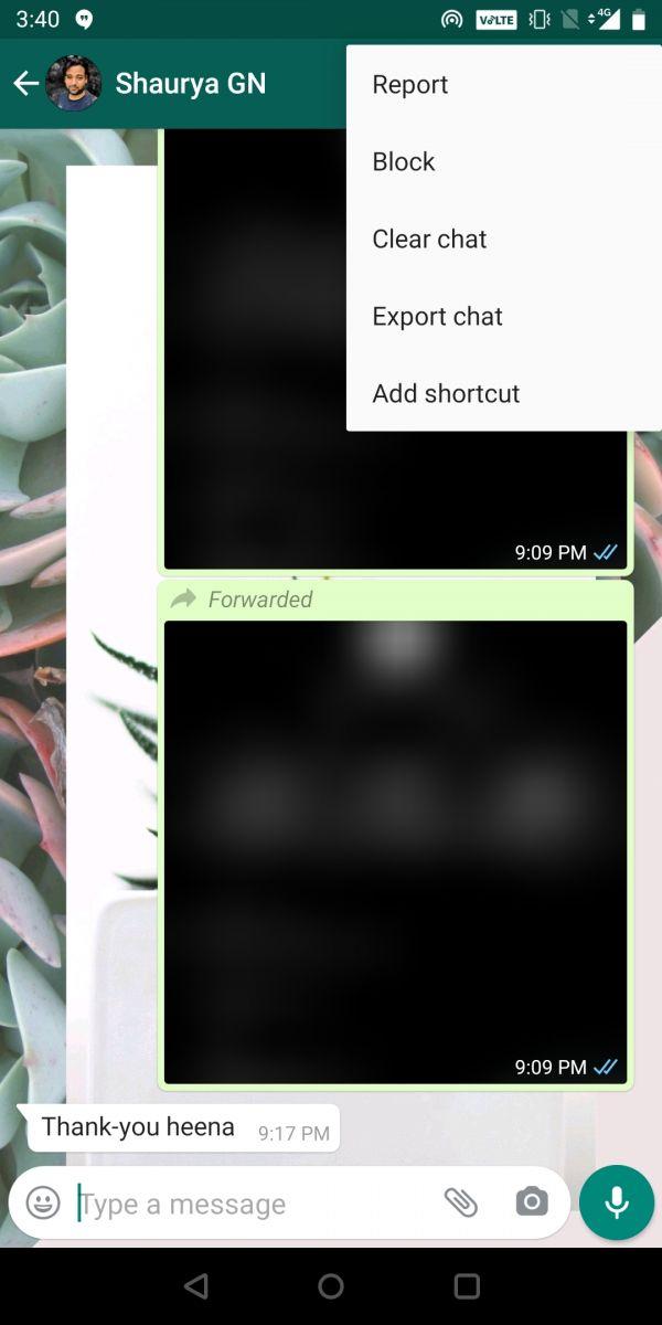 كيفية نقل WhatsApp Chat إلى Telegram
