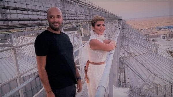 أًالة وزوجها فايق حسن
