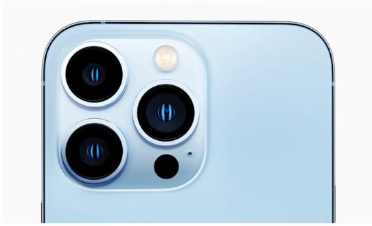 كاميرات Apple iPhone 13 Pro