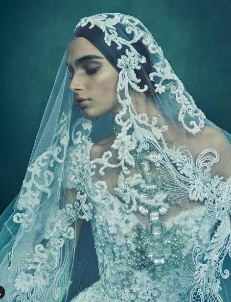 فستان زفاف  فانتازي