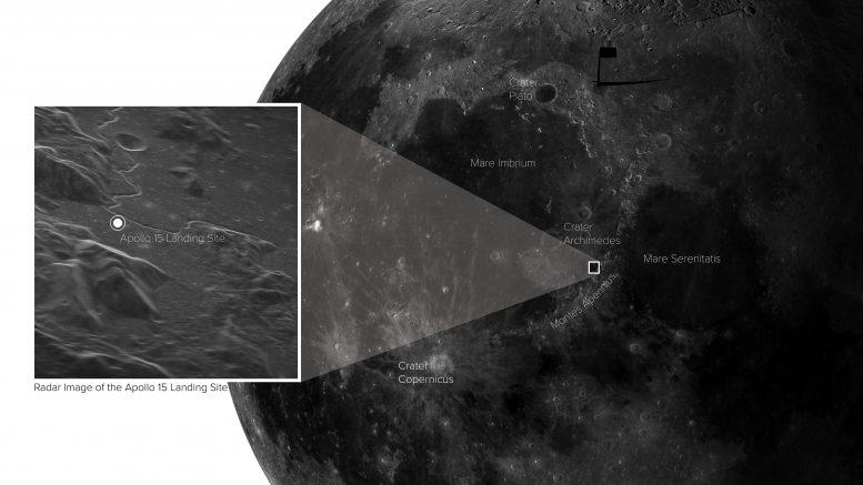 تصوير القمر عالي الدقة