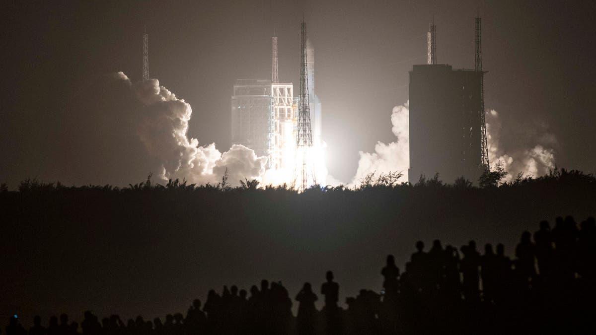 الصاروخ الصيني الخارج عن السيطرة
