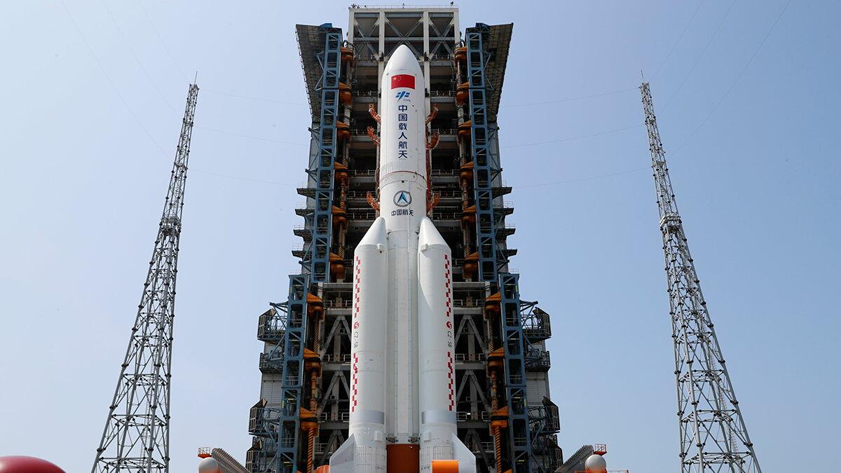 صاروخ الصين