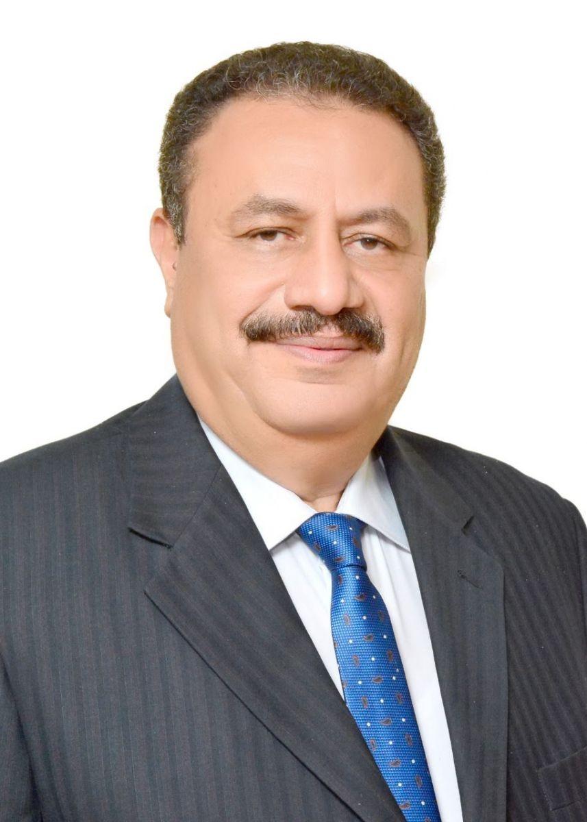 رضا عبدالقادر رئيس مصلحة الضرائب المصرية