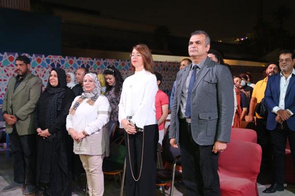فعاليات الدورة الرابعة لمهرجان أيام القاهرة الدولي للمونودراما