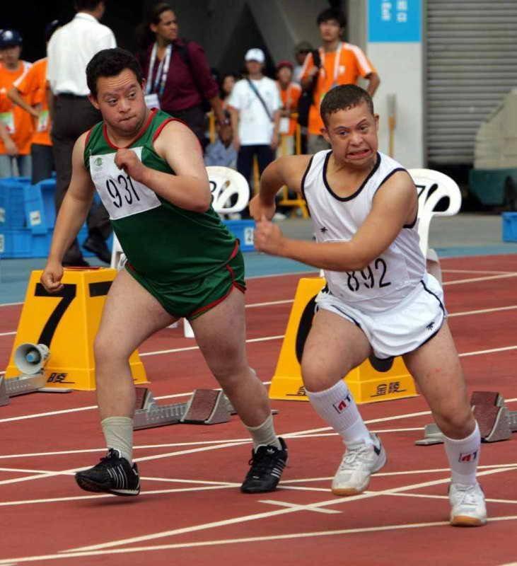 الأولمبياد الخاص