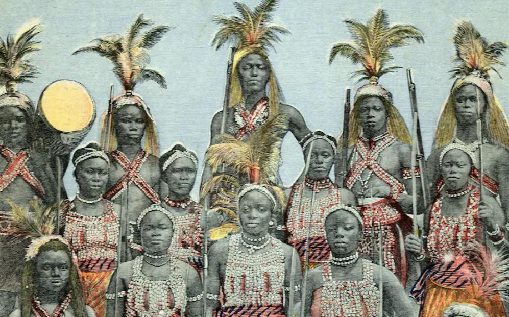 جيش مملكة داهومي