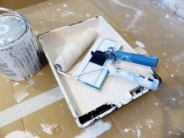 طلاء جدران يبرد المنازل