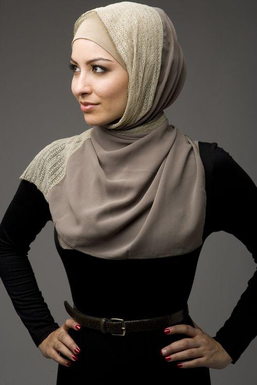 موسوعه طرق لف الطرح والحجاب للمناسبات والأفراح 2020 للمحجبات dc649a58a99e608672cd