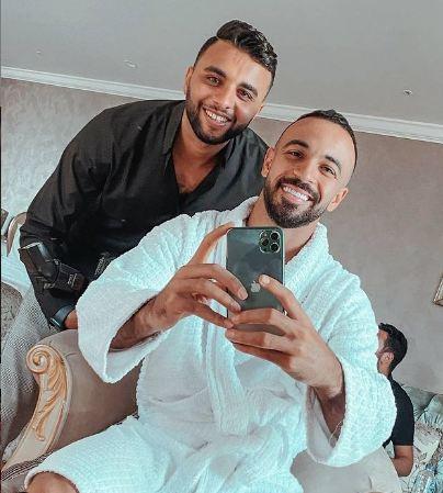 حفل زفاف محمد مجدي أفشة