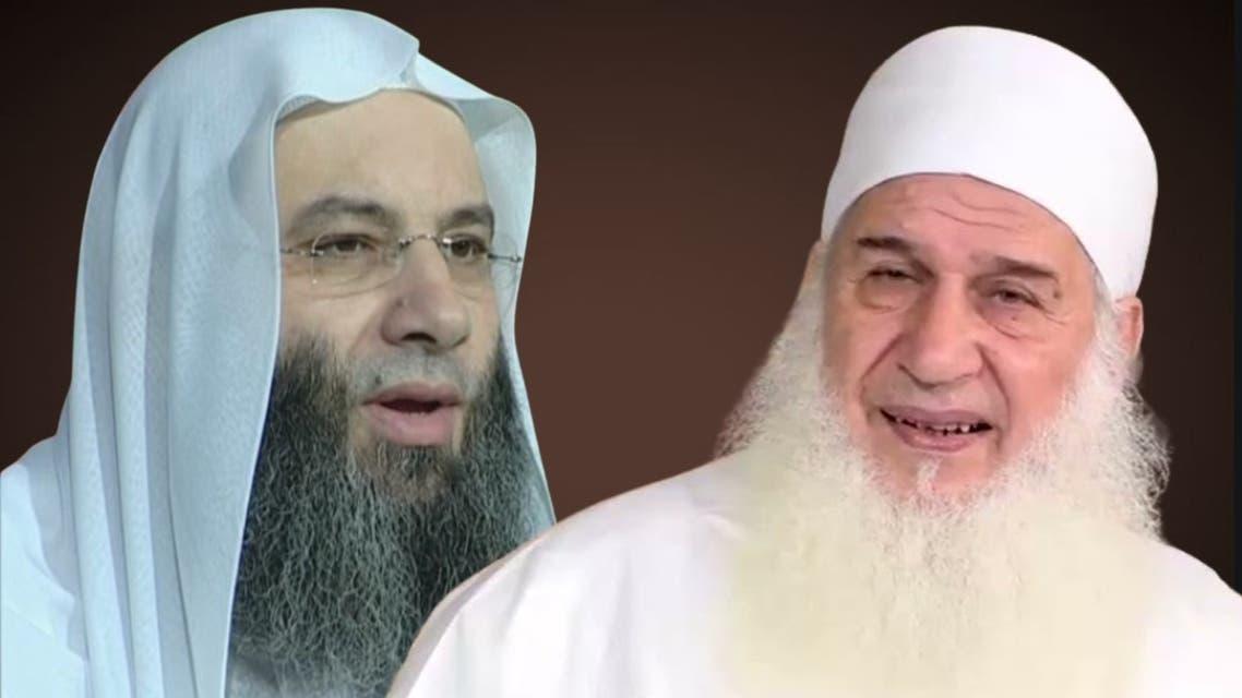 محمد حسين يعقوب  والشيخ محمد حسان