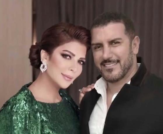 أصالة وزوجها فايق حسن