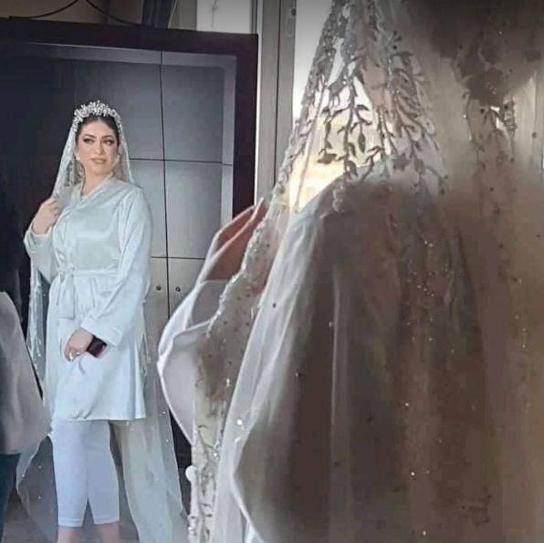 زوجة  محمد مجدي أفشة