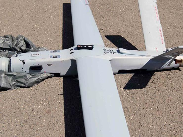 طائرة مسيرة مفخخة