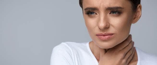 طرق تخفف التهاب الحلق