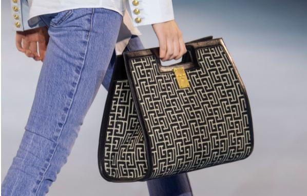 حقيبة يد من دار بالمان Balmain