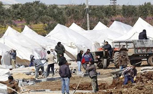 Jordan receives more than 12 thousand new Syrian refugees in 4 days