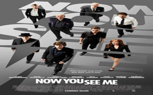 Now You See Me يحقق 29 مليون دولار