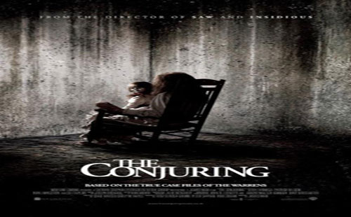 The Conjuring يحقق إيرادات 41.5 مليون