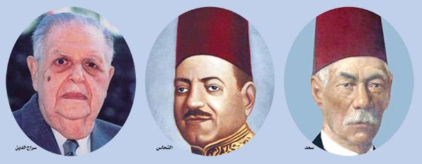 محمد المسيرى يكتب: أقلام نزيهة تشيد بمسيرة كفاح الزعماء الثلاثة
