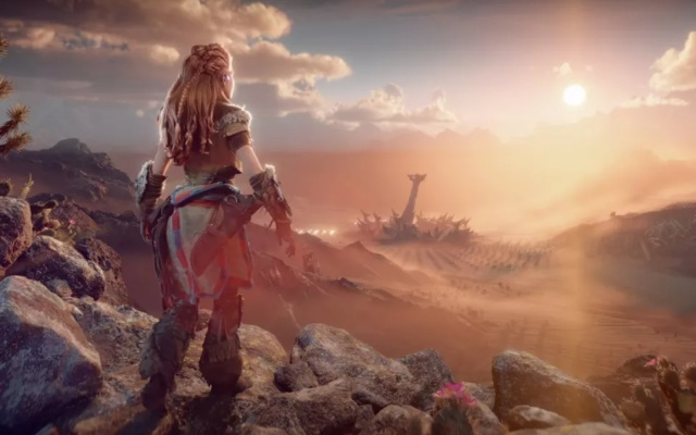 شاهد.. لعبة Horizon Forbidden West تأتي إلى PlayStation 4 وهدية من سوني