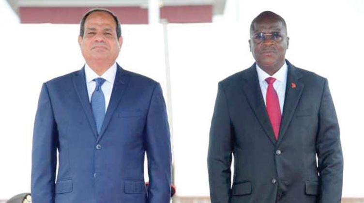 عودة مصر إلى «القارة السمراء»