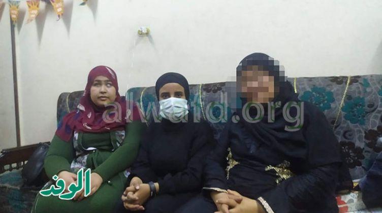 لديها 3 أبناء مكفوفين.. أم محمد الاسوانية : بفتخر بأولادي وبحمد ربنا ولم أشعر بمعاناة