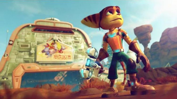 سوني تقدم لعبة Ratchet and Clank لجهاز PS4 مجانًا